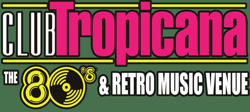 Club Tropicana Nightclub ClubTropicana Logo copy 3 Dundee